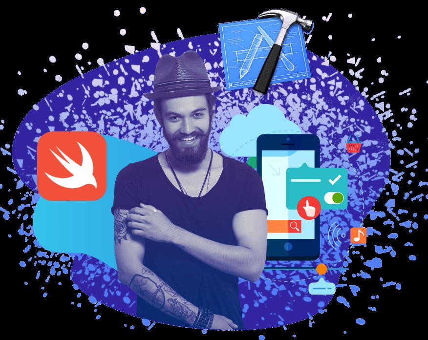 Старт ближайших курсов в Москве  iOS разработчик (Swift) 21 мая