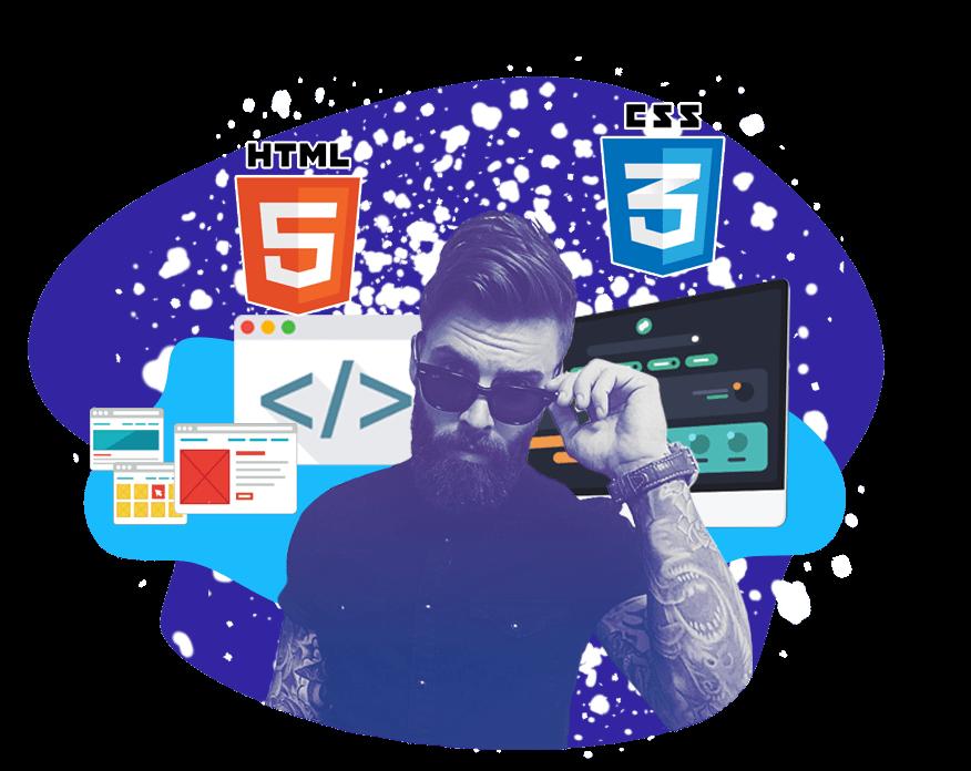 Старт ближайших курсов в Москве HTML+CSS<br> Вёрстка сайтов  12 декабря