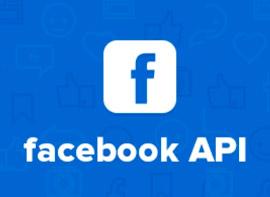Курс включает в себя: Facebook API